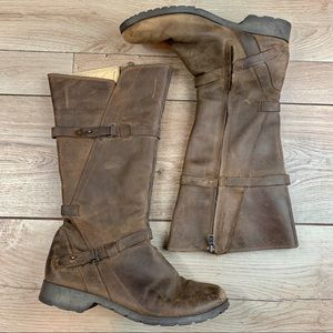 Teva | Leather Boots | Size 8.5